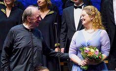 N. HARNONCOURT est mort, un grand Maestro et précurseur du Baroque nous a quitté .