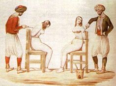 """ISLAM AND THE WHITE SLAVE TRADE. LEARN REAL HISTORY ABOUT HOW MUSLIMS HAVE TREATED WHITES WHEN THEY CONTROL THEIR WORLDS!   Did you know that Muslims branded white slaves with hot irons – then as well as now   """"There is a long history of girls being kidnapped from Europe and ending up in Morocco [and from there to Turkey and Saudi Arabia]."""""""