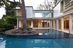 SCDA Architects Inc. Singapore- Grange Road house