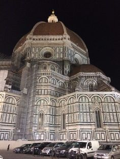 The Duomo in Florence is such a magical building!