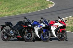 Yamaha R3 First Rides! - Yamaha R3 Forum