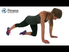 Fast Paced Total Body Cardio & Strength Workout - Time Saving Fat Burner