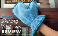 Norwex Dusting Mitt
