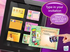 Online Interior Design - Entertaining easily with help from your iPad. Greetinvite app