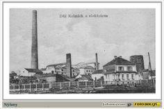 Nyrany Krimich a elektrárna