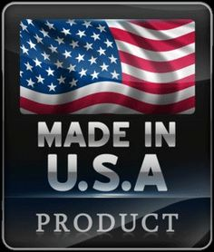 HydroShield products are made right here in the U.S.A.