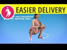 Kegel Exercises Video for Women during Pregnancy: Stronger Vaginal Muscles for easier Childbirth - YouTube