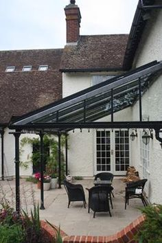 Verandah Living | Verandahs | Glass Canopies | Patio Canopies | Garden Covers
