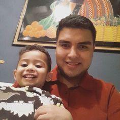 """Allí ta papá con Joao """"el terrible"""" Alejandro"""
