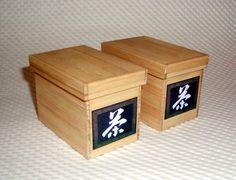 A139茶箱 Caravan, Dollhouse Miniatures, Decorative Boxes, Japanese, Home Decor, Decoration Home, Japanese Language, Room Decor, Doll House Miniatures