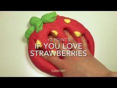 YouTube slime yay Slime Games, Youtube Slime, Slime Asmr, Slime Videos, Satisfying Video, Watermelon, Strawberry, Food, Essen