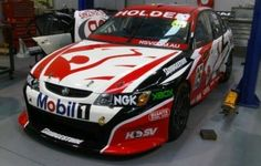 peter brocks last V8 supercar restored