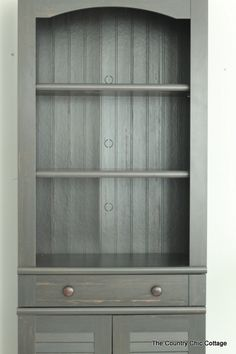 style a bookcase in minutes or less