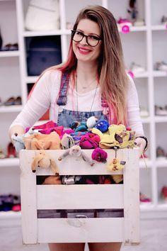 O perfil da Camila Rech, do @rechcamila, tem conteúdos de temas diversos, em especial muito cabelo colorido –a gente adora!