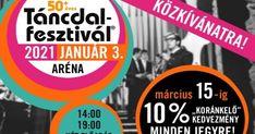 50 + éves Táncdalfesztivál koncert 2021. Online jegyvásárlás Budapest, Company Logo