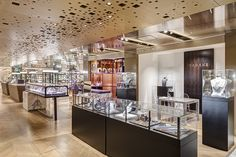 Handbag repair and service! | Harvey Nichols revamped designer accessories and jewellery dept, Knightsbridge flagship