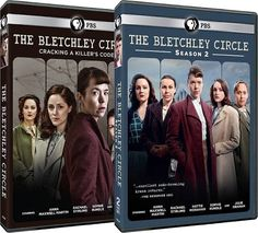 bletchley circle dvd