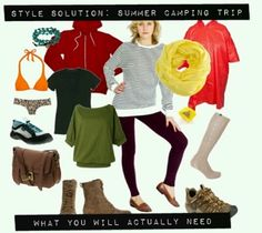 What To Pack for a Summer Camping Trip
