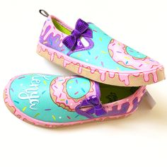 Donut shoes!