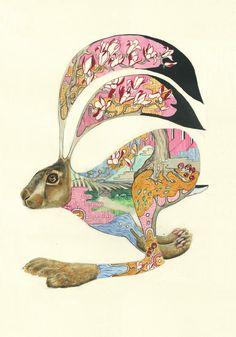 hare-running