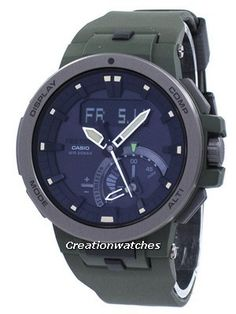 Home :: Watches :: Unisex :: Casio ProTrek Multiband 6 Radio Controlled Tough Solar Watch Breitling Superocean Heritage, Breitling Navitimer, Breitling Watches, Casio Protrek, Sport Watches, Cool Watches, Watches For Men, Men's Watches, Radio Controlled Watches