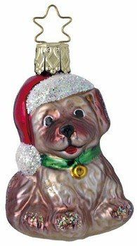 Woof! - Christmas Puppy - Dog | My Growing Traditions