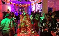 On Thursday, October LindyGroove in Pasadena had its annual Haunted Halloween Ball and it was EPIC! Granted, LindyGroove's Halloween parties are always… Casa Halloween, Halloween Ball, Haunted Halloween, Better One, Stuff To Do