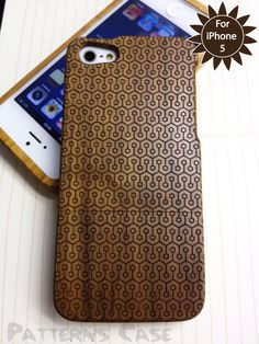 wood iphone/smartphone back (gift / personal)