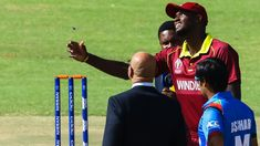 Windies v Afghanistan, ICC World Cup Qualifiers Final Match at Harare Sports Club, March 25 2018. #photo...icc- #cricket