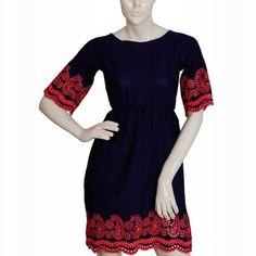 Easy breezy linen dress-www.beforeafter.in