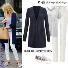 Thanks for the outfit inspiration @all.the.prettythings I will definitely be wearing this outfit very soon... works perfectly for my #momlife ❤ #Repost @all.the.prettythings with @repostapp ・・・ Mega Friday Vibes! • •