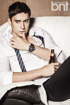 Julien Kang - bnt International June 2014