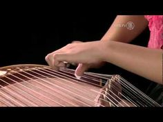 Discovering China - Chinese Musical Instruments: The Guzheng   zither