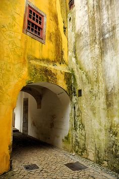 Sintra by S. Lo, via Flickr