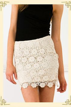 #francescascollections.com                          #Skirt                    #Retro #Floral #Skirt #Francesca's #Collections     Retro Floral Skirt - Francesca's Collections                                  http://www.seapai.com/product.aspx?PID=736627