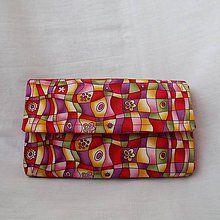 Peňaženky - červená - 5650538_
