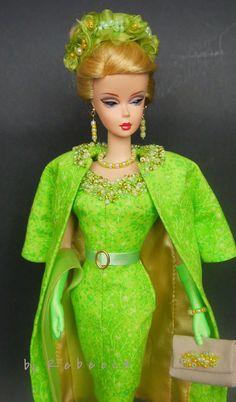 Αποτέλεσμα εικόνας για barbie ooak fashion for silkstone