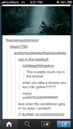 Lord of the rings fandom win