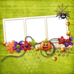 "Photo from album ""Little Tricksters"" on Yandex. Marcos Halloween, Halloween Clipart, Halloween 2014, Monster High, Scrapbook Frames, Halloween Scrapbook, Deco, Creations, Images"