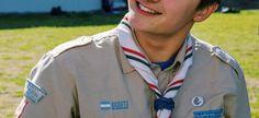 Llevo mi pañuelo #Scout