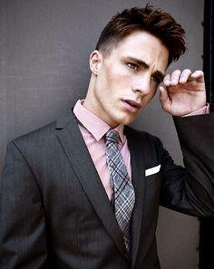 rock that suit !!!