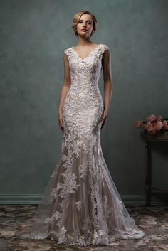Amelia Sposa Wedding Dresses with Exquisite Detailing