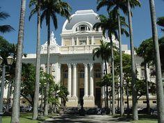 Palácio da Justiça Recife PE