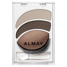 Good Nude color eyeshadow: Almay Intense-I Bold Nudes Shadows for Blue Eyes