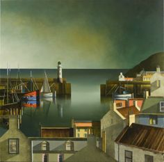 Haven by Stephen Mangan | Flying Colours Gallery
