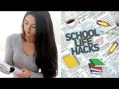Life Hacks : My Best REAL School Life Hacks // Get Better Grades  https://diypick.com/videos-diy/life-hacks-my-best-real-school-life-hacks-get-better-grades/