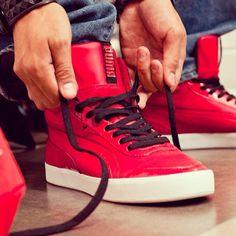 #PUMA Suburb Mid #shoes #sneaker #fashion