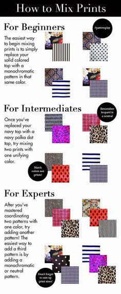 Mixing prints is the thing to do during the summer, from tartan to leopard, stripes and spots. If you're unsure on how to do it, here are some super handy tips!
