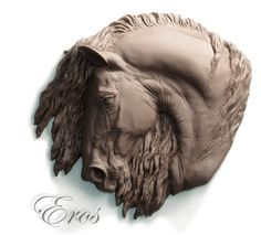 ~~ Art By Morgen Kilbourn ~~ Specializing in Sculpting the Horse ~~