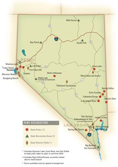 Nevada Nevada Map State Of Nevada Map Travel The Americas - Road map of nevada